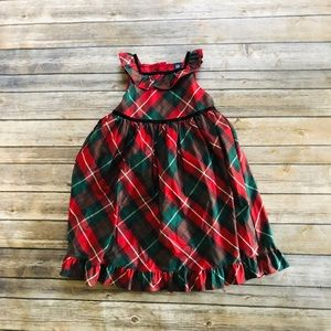 Girls pretty holiday dress! 5 years